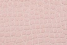 Alligator Flank Matte Pink