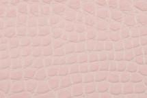 Alligator Flank Skin Matte Pink