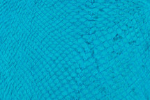 Salmon Skin Glazed Turquoise