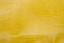Lizard Skin Glazed Lemon