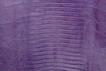 Lizard Skin Glazed Violet