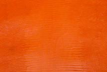 Lizard Skin Matte Orange