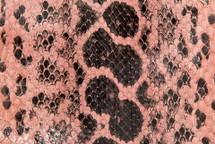 Anaconda Skin Matte Pink