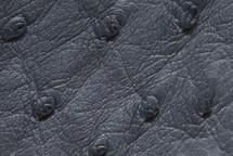 Ostrich Skin Matte American Blue Jean