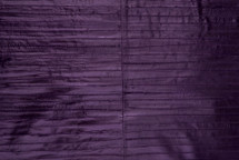 Eel Skin Panel Matte Purple