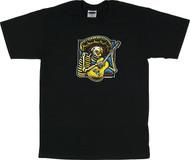 Guitarro T-Shirt by Lowbrow Hot Rod Artist, Kruse