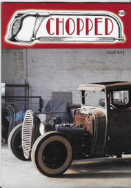 CHOPPED - Premier Issue #1 original issue featuring Vivi Valentine