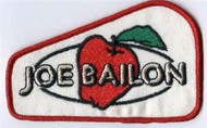 Joe Bailon Embroidered Patch