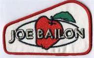 Joe Bailon Embroidered Patch