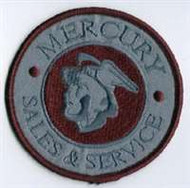 Mercury Sales & Service Patch