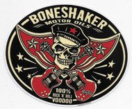 Vince Ray Boneshaker Oil Car Sticker Decal