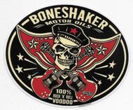 Vince Ray Boneshaker Oil Car Sticker Decal