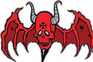 Pigors Devil Bat sticker