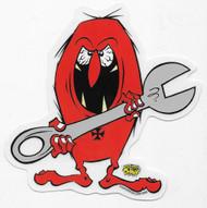 Dirty Donny Gremmie Sticker