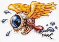 BigtoeJoe  Eye Spy Sticker