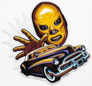Almera Masquerado Sticker