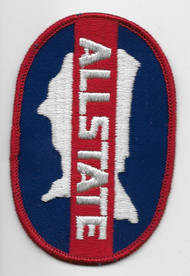 Vintage style Allstate Patch