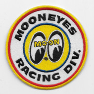 Mooneyes Racing Div. Patch