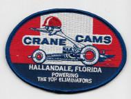 Crane Cams Vintage-Style Patch