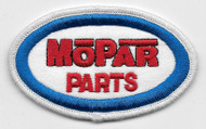 Mopar Parts Patch