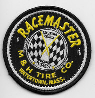 RACEMASTER M&H TIRES Patch