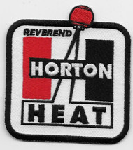 Reverend Horton Heat Hurst style patch