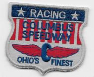 Columbus Speedway Patch
