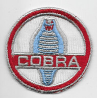 Shelby Cobra Patch
