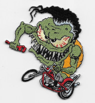 Von Franco Cycle Monster patch