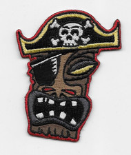 Tiki Pirate Patch