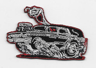 Kruse Hot Rod Hearse Patch