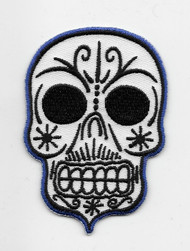 Muerto Sugar Skull Dead Patch by Kruse