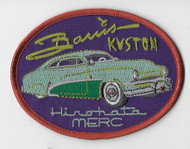 Barris Custom Hirohata Merc Patch