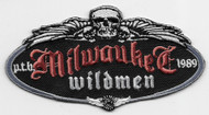 Milwaukee Wildmen Patch