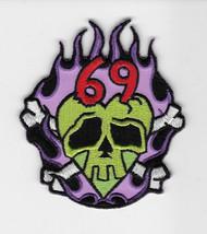 69 Skull Patch