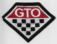 Big Vintage GTO Patch