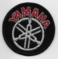 "Vintage Yamaha ""Tuning Forks"" Logo Patch"