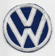 Old School VW logo Patch