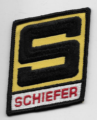 Old School Schiefer Patch