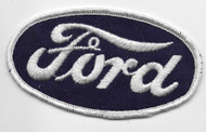 Ford Script logo Patch