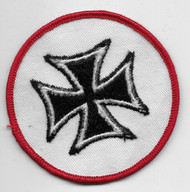 Vintage Iron Cross Patch