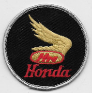 Vintage Honda Wing Patch