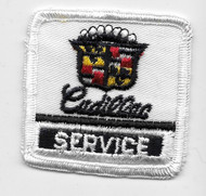 Cadillac Service Patch