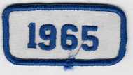 1965 Pocket Patch