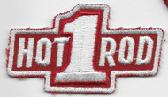 Vintage Hot Rod #1 Patch