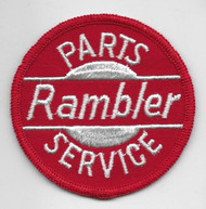 Parts Rambler Service Patch