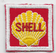 Small But Cool Shell Gas Patch