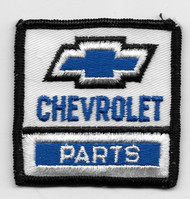 Chevrolet Parts Dealer Patch