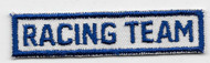 Racing Team Patch