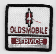 Oldsmobile Service Dealership Patch
